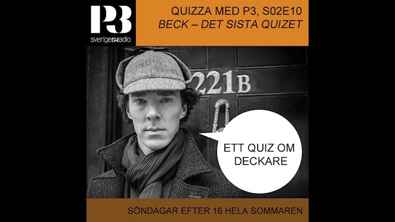 Beck, det sista quizzet - ett quiz om deckare