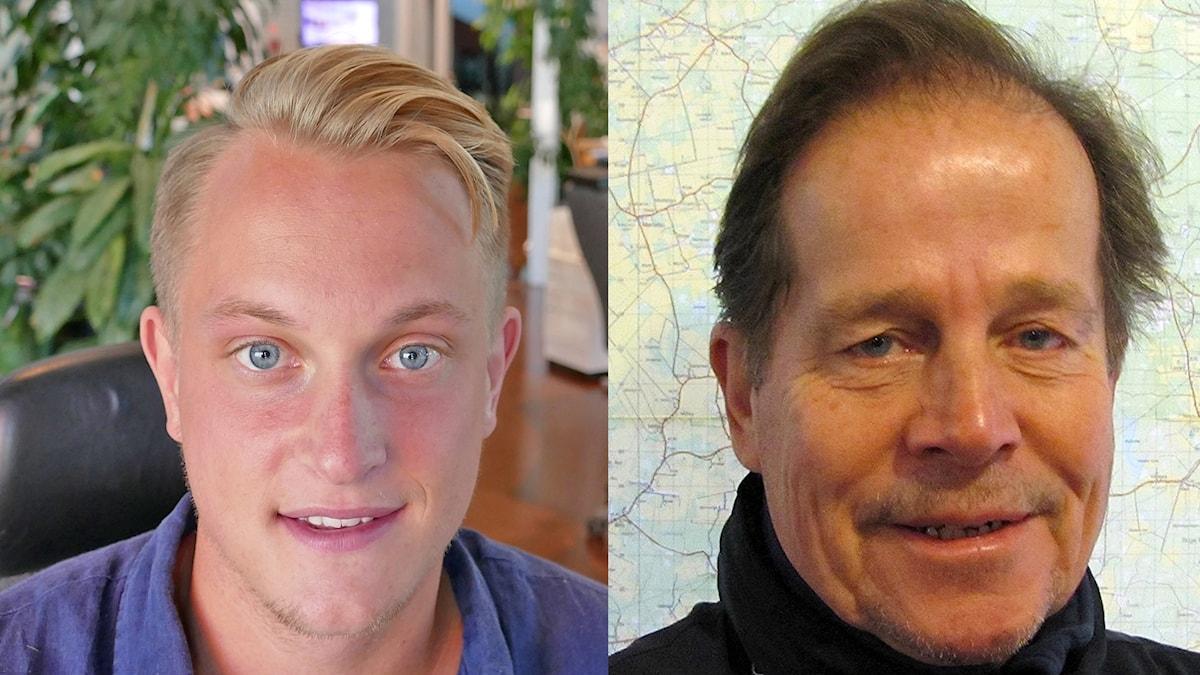 Hugo Wennström och Tomas Ardin