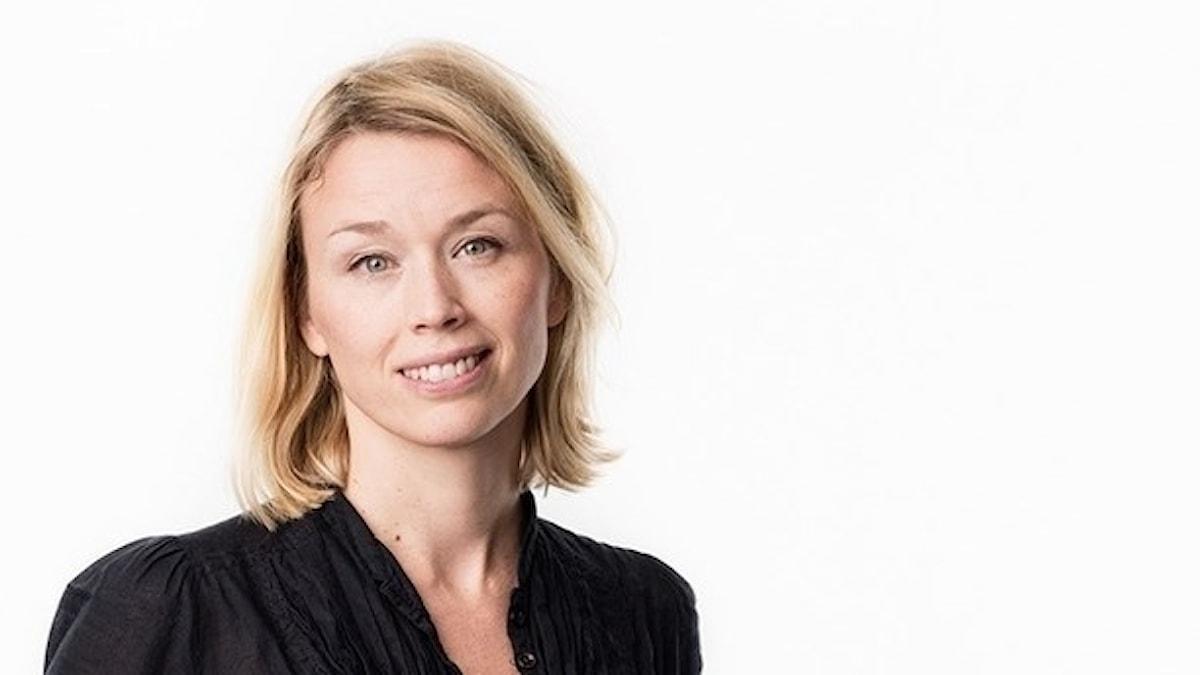 Lisa Tallroth är programledare för Ekots direktsändningar.