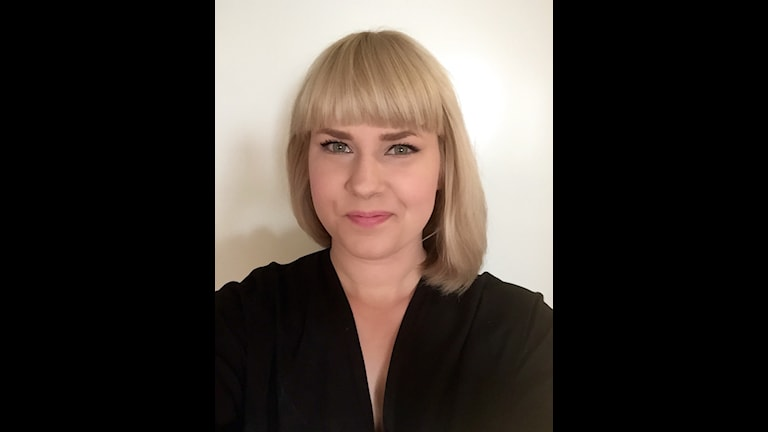 Kim Berglund reporter Studio Ett