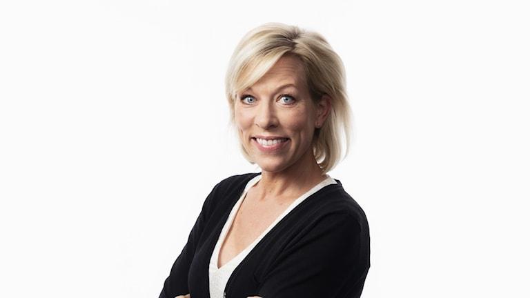 Ginna Lindberg, utrikeschef
