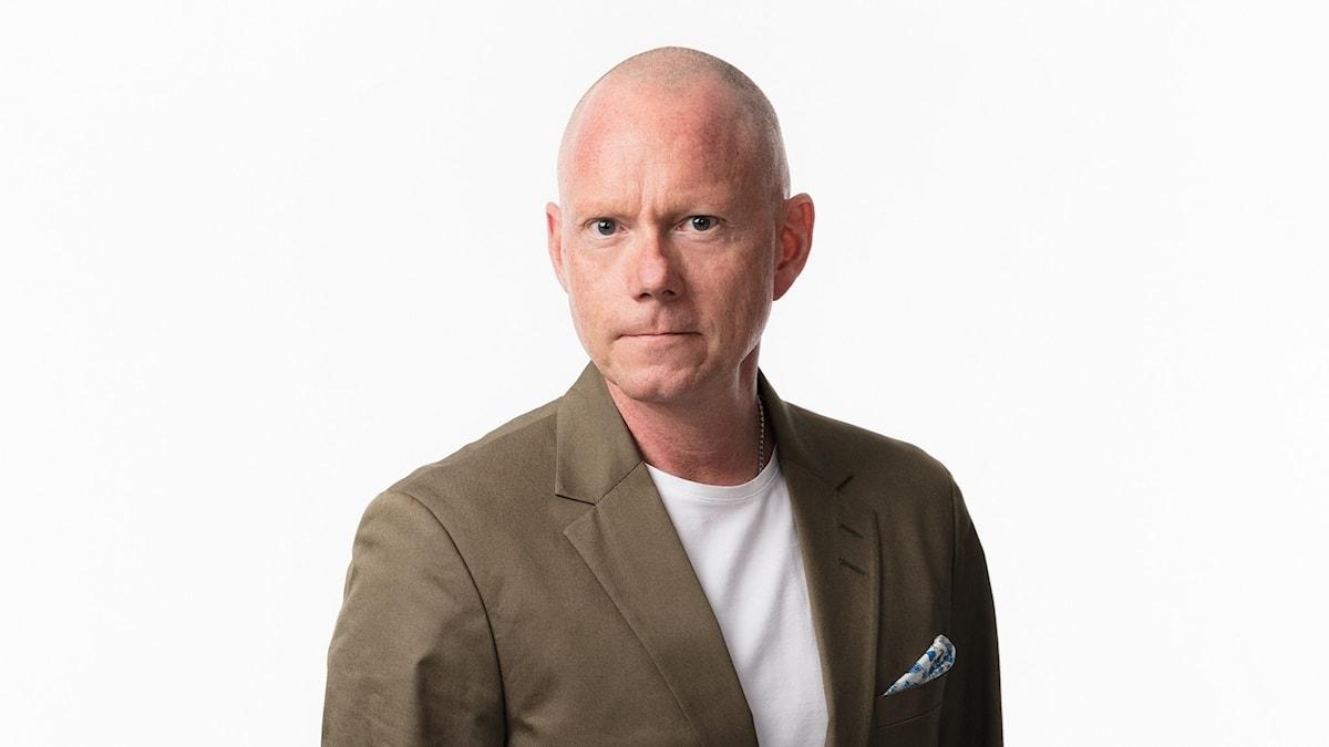 Programledare Peder Gustafsson