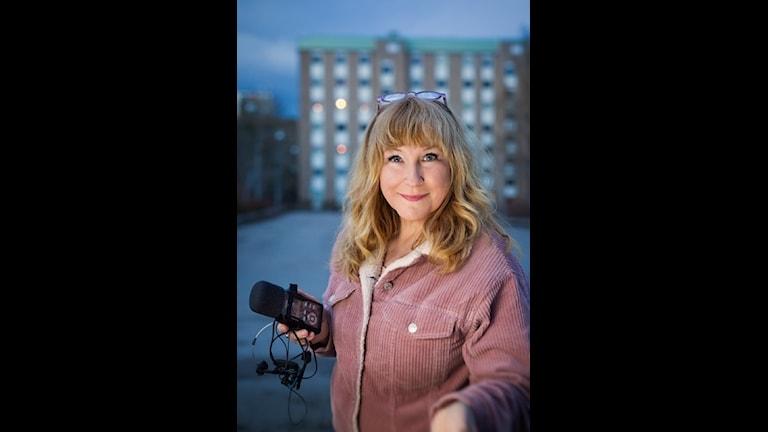 Katarina Gunnarsson reporter Ekot