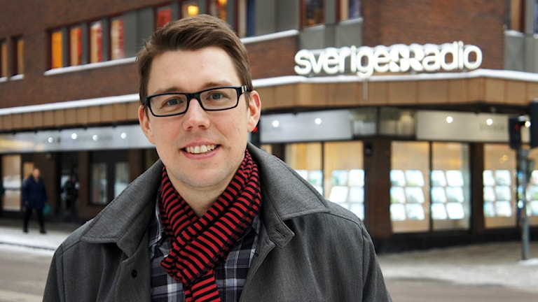 Christian Höijer, nyhetschef. Foto: Linn Fogelberg