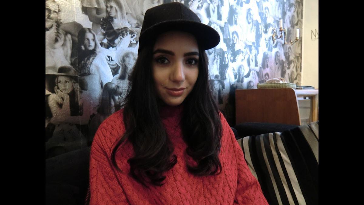 Gina Dirawi är veckans gästredaktör - Foto: Sofia Nordin/Massa Media