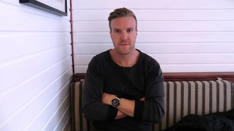 John de Sohn är gästredaktör i Musikguiden. Foto: Karin Eller/Massa Media