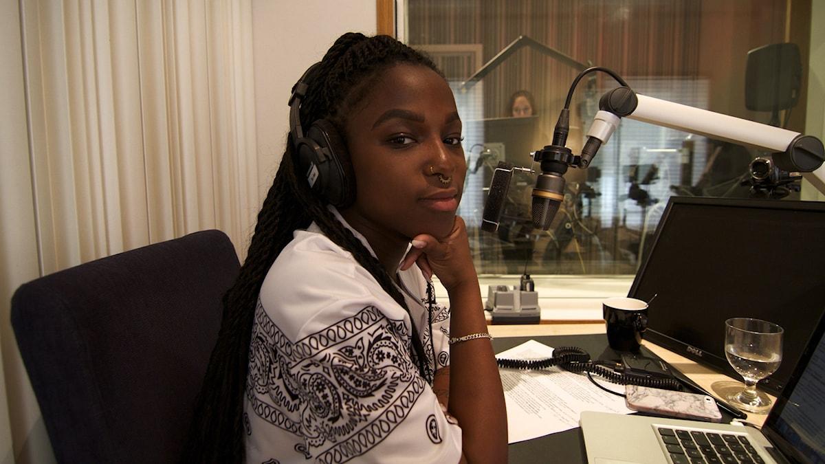 Sabina Ddumba är gästredaktör i Musikguiden. Foto: Karin Eller/Massa Media