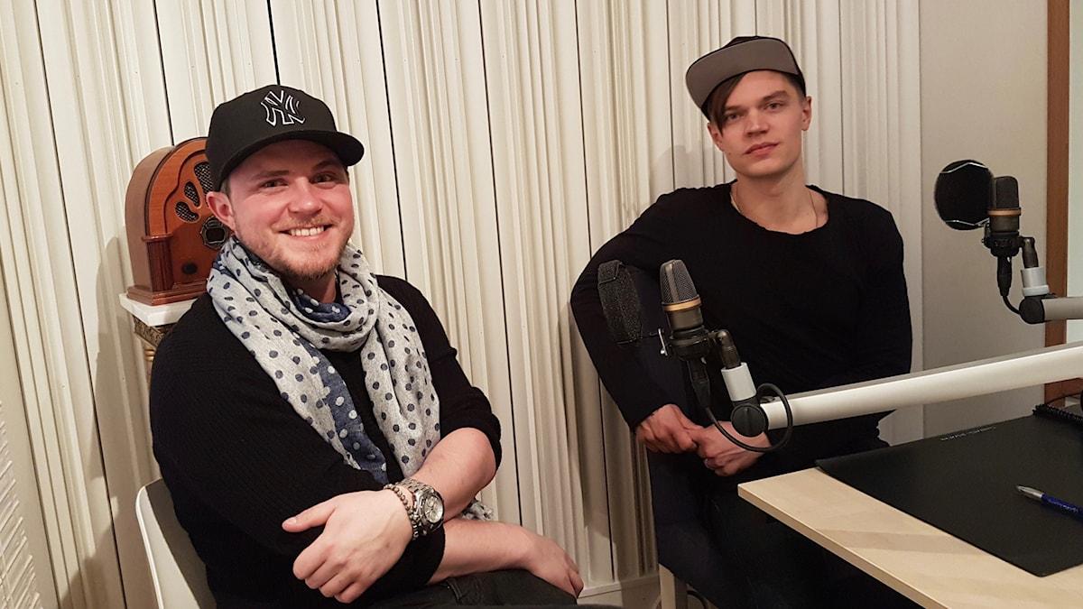 Joakim Andrén och Viktor Norén är State of Sound_Foto_Karin Eller_Massa Media