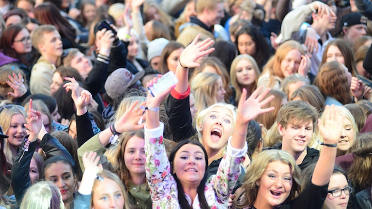 Norlie & KKV - live på Brännbollsyran i Umeå - foto Mikael Lindberg SR