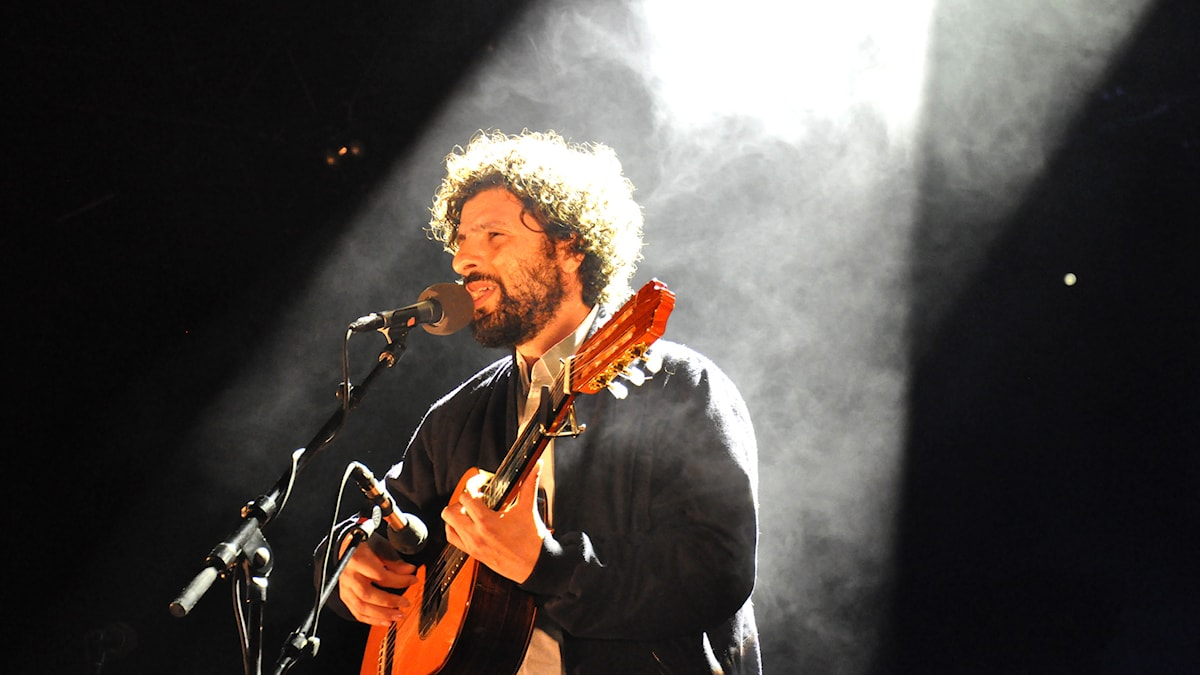 José Gonzalez (Foto: Torsten Larsson)