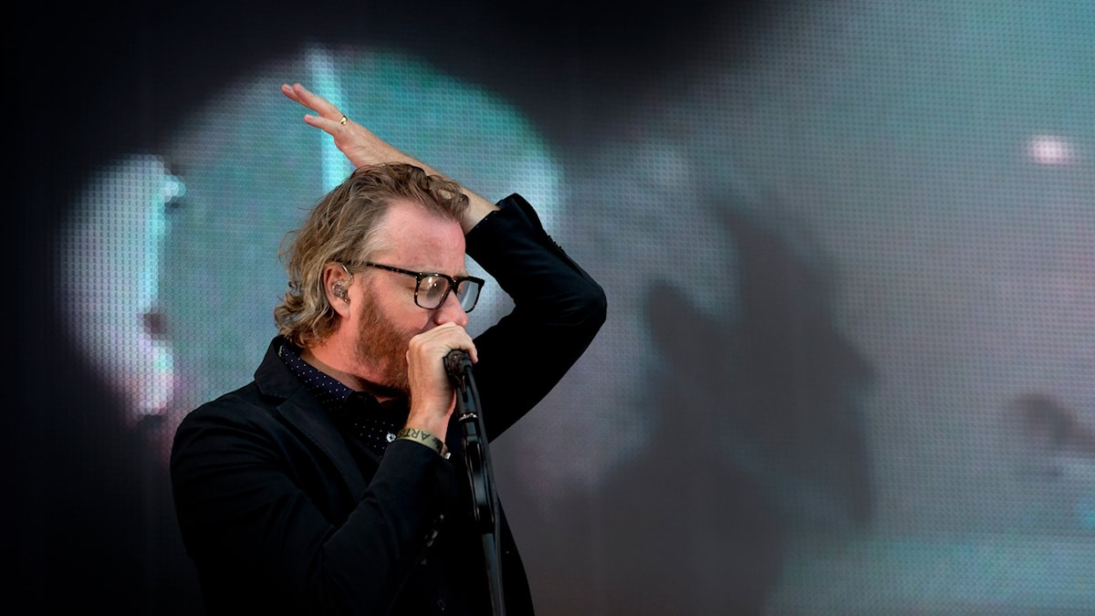 The National på Way Out West