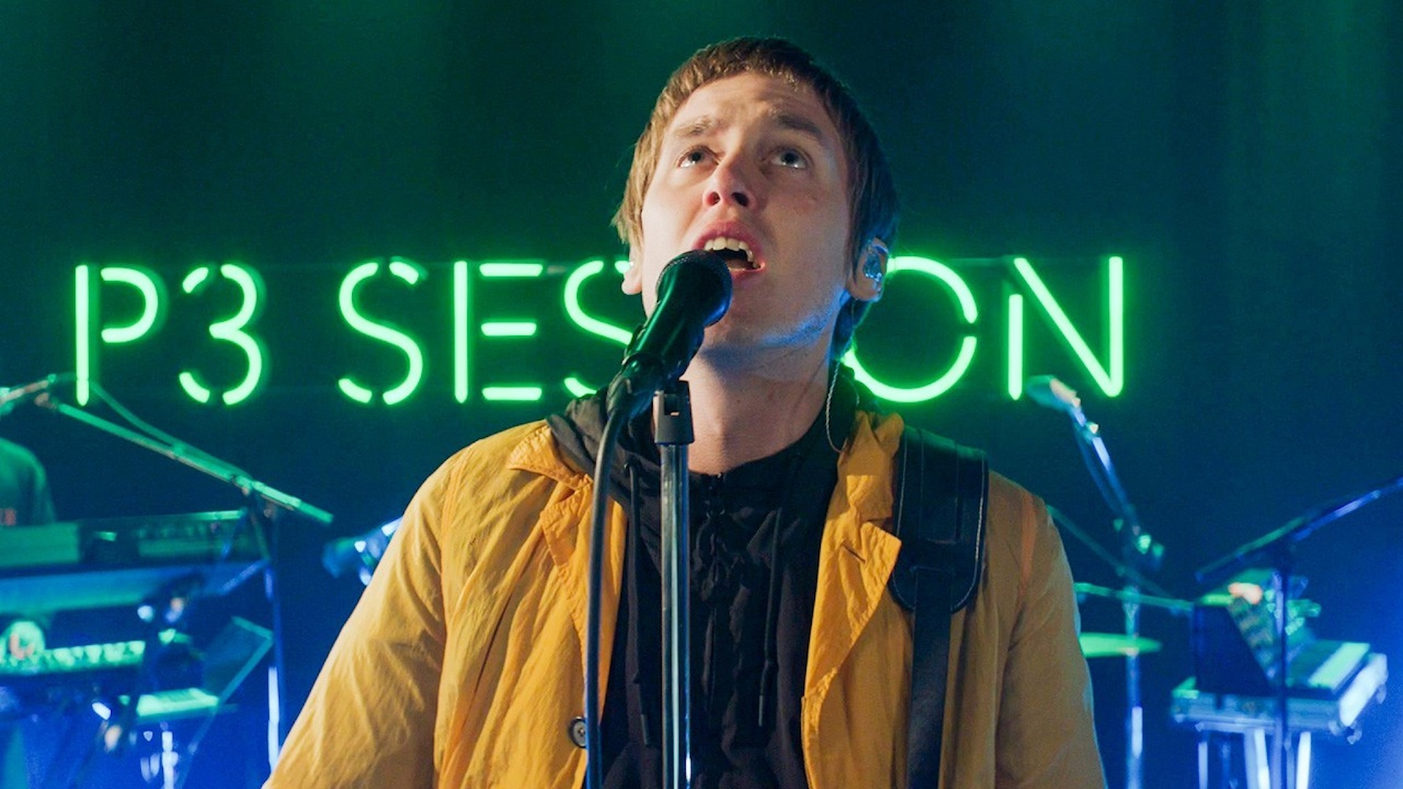 Thomas Stenström spelar live i P3 Session