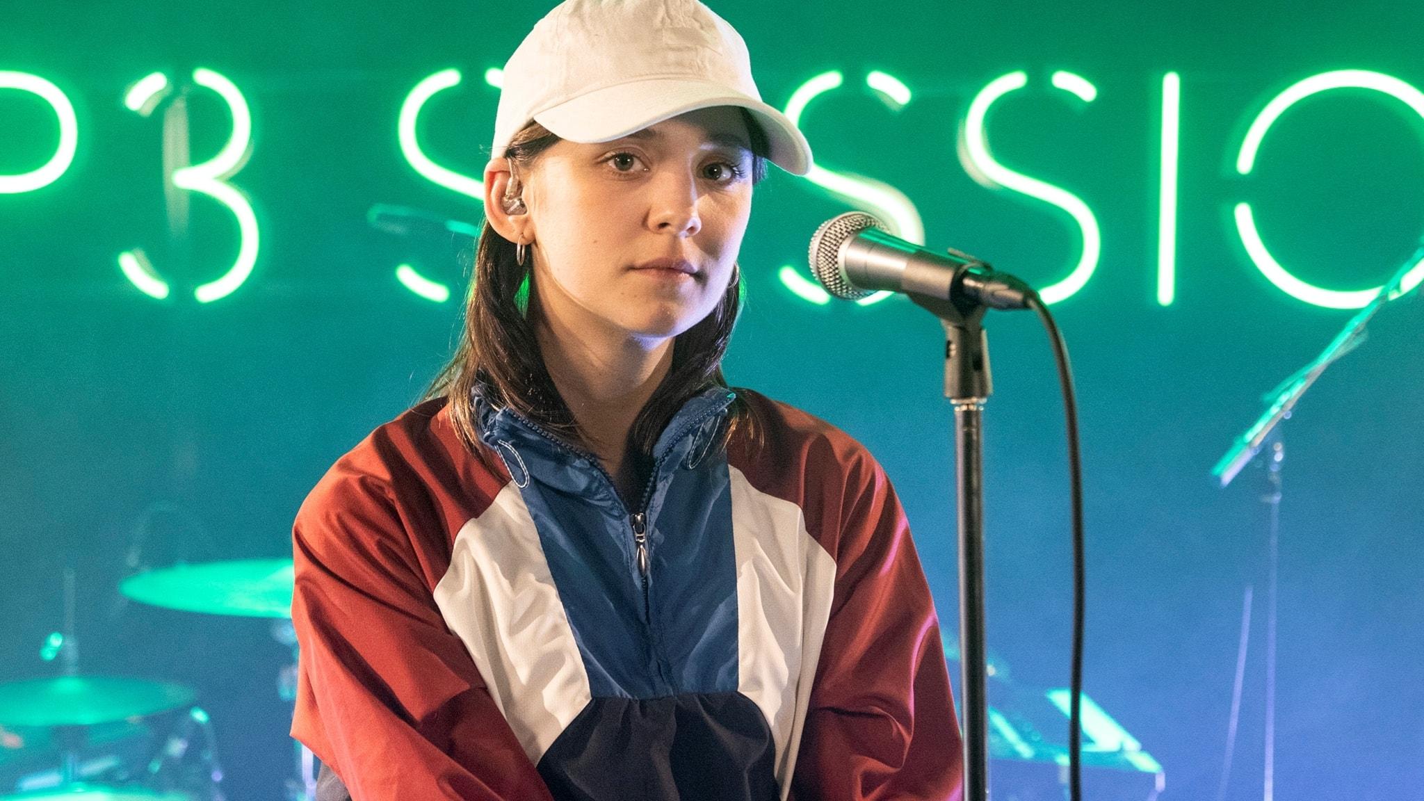 P3 Session med Hanna Järver