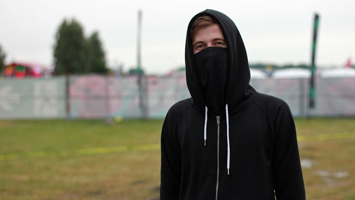 Alan Walker på Bråvalla