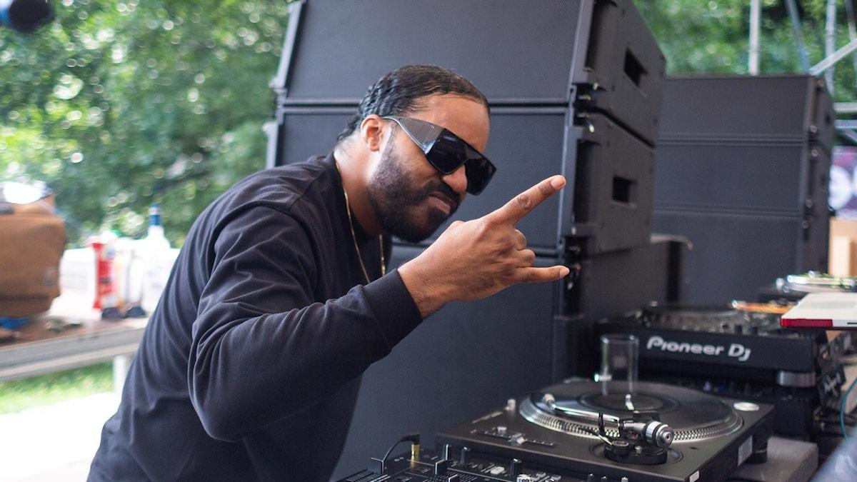 Dam-Funk på Way Out West 2019