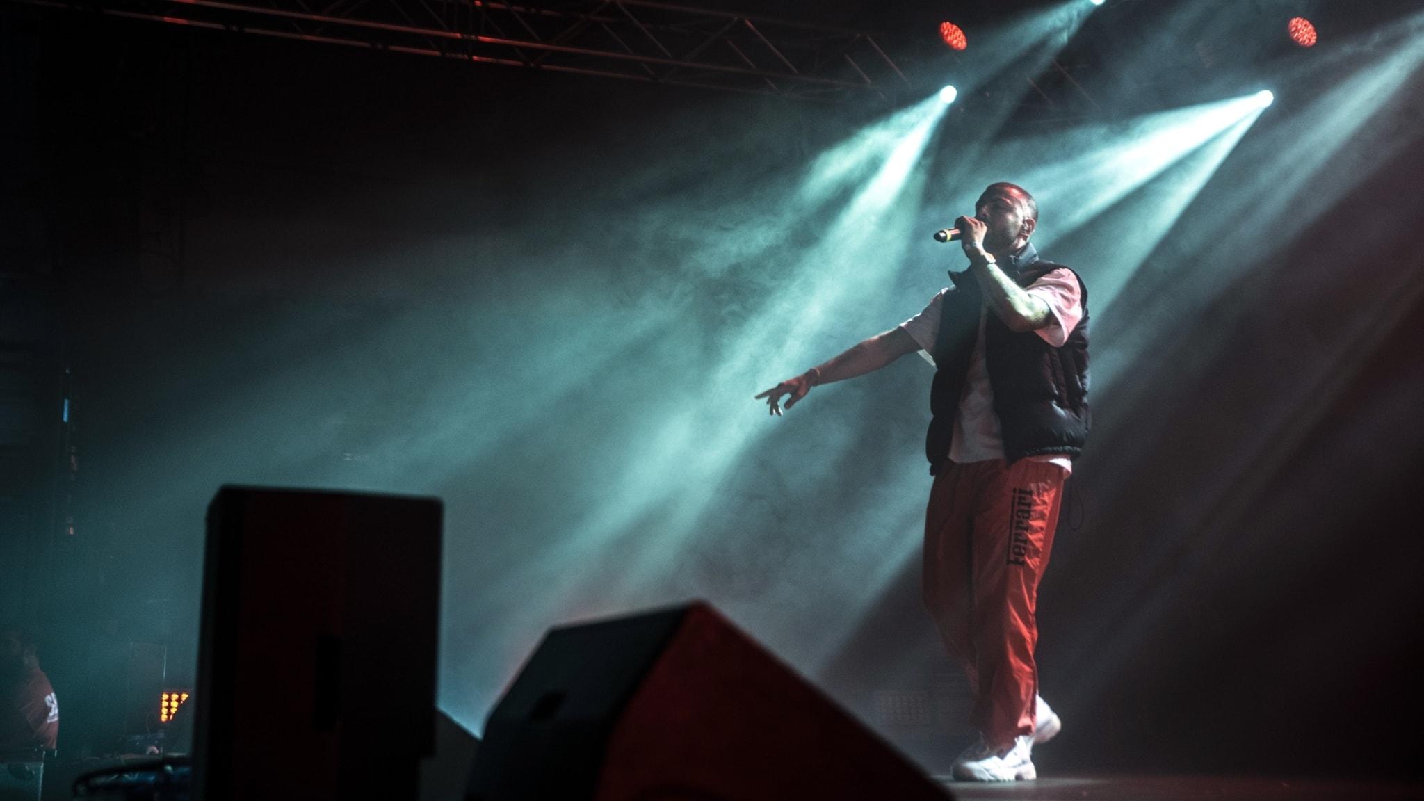 Parham live från Way Out West 2018