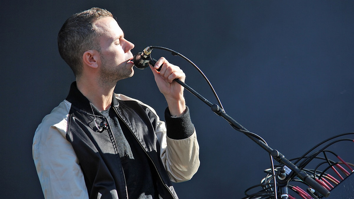 M83 på Way Out West