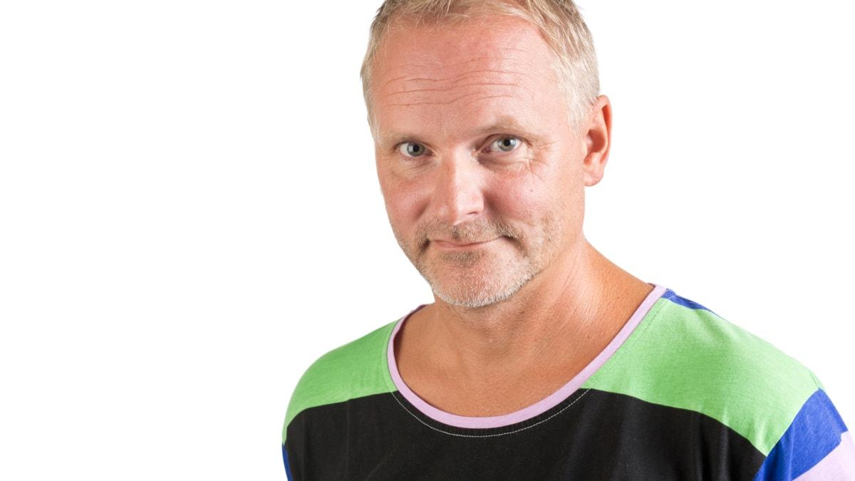 Germund Stenhag (foto: Micke Grönberg/Sveriges Radio)