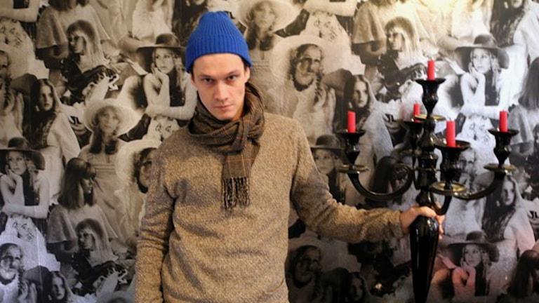 Jonathan Johansson Foto: Karin Eller/Massa Media