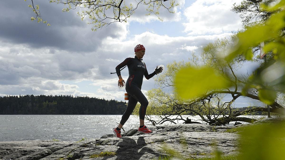 Träning. Foto: Henrik Montgomery/TT