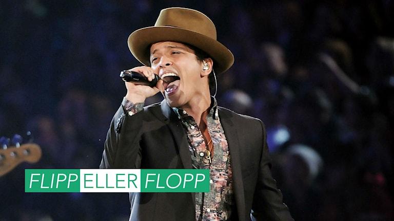 Flipp Eller Flopp Bruno Mars Versace On The Floor