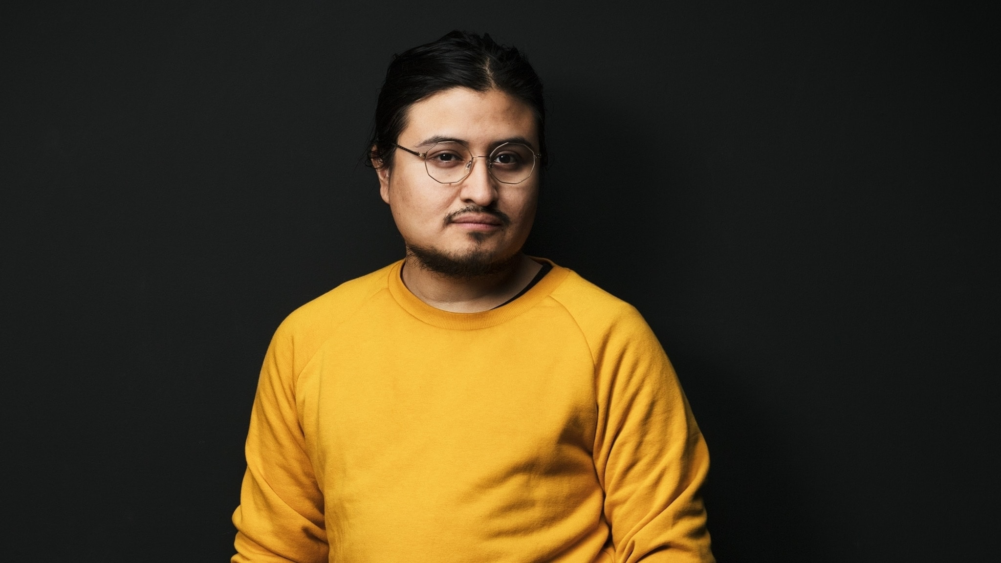 Esau Alcona, musikredaktör på P3.
