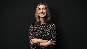 Linda Nordeman, musikredaktör på P3.