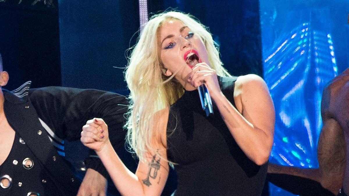 Lady Gaga på Coachella