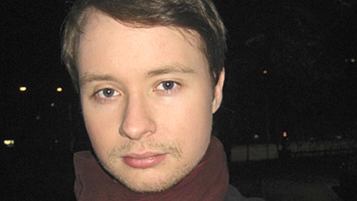 Linus Fremin Foto: Sveriges Radio