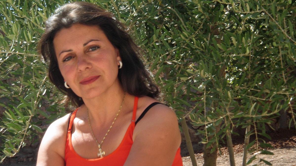 Marina Andersson Foto privat