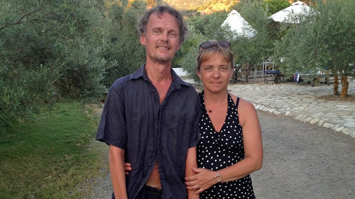 Nils och Inger berg