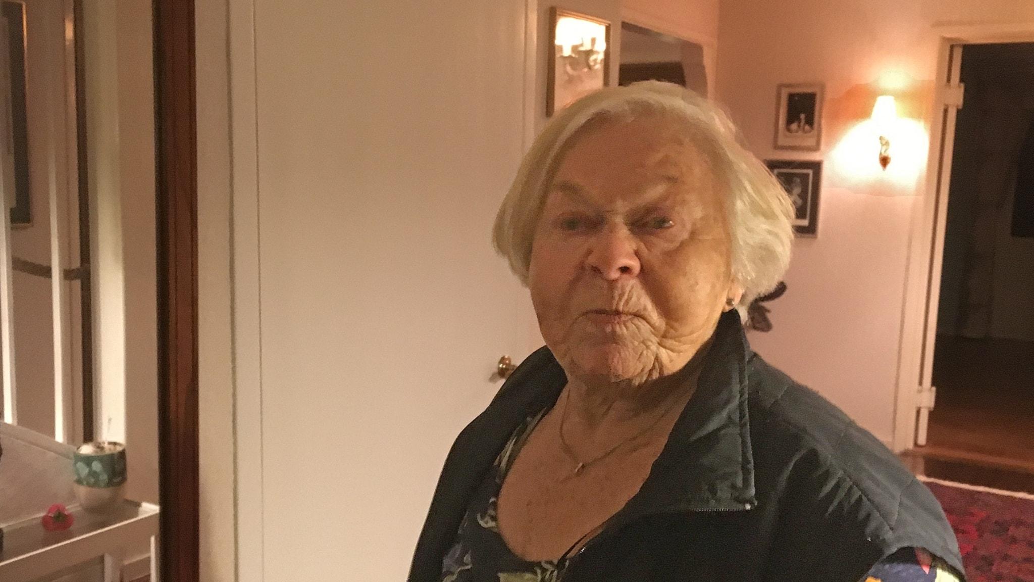 De sista rösterna från förintelsen - Ester Rytz, överlevare från Auschwitz