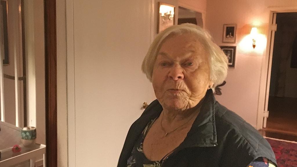 Ester Rytz, överlevare från Auschwitz