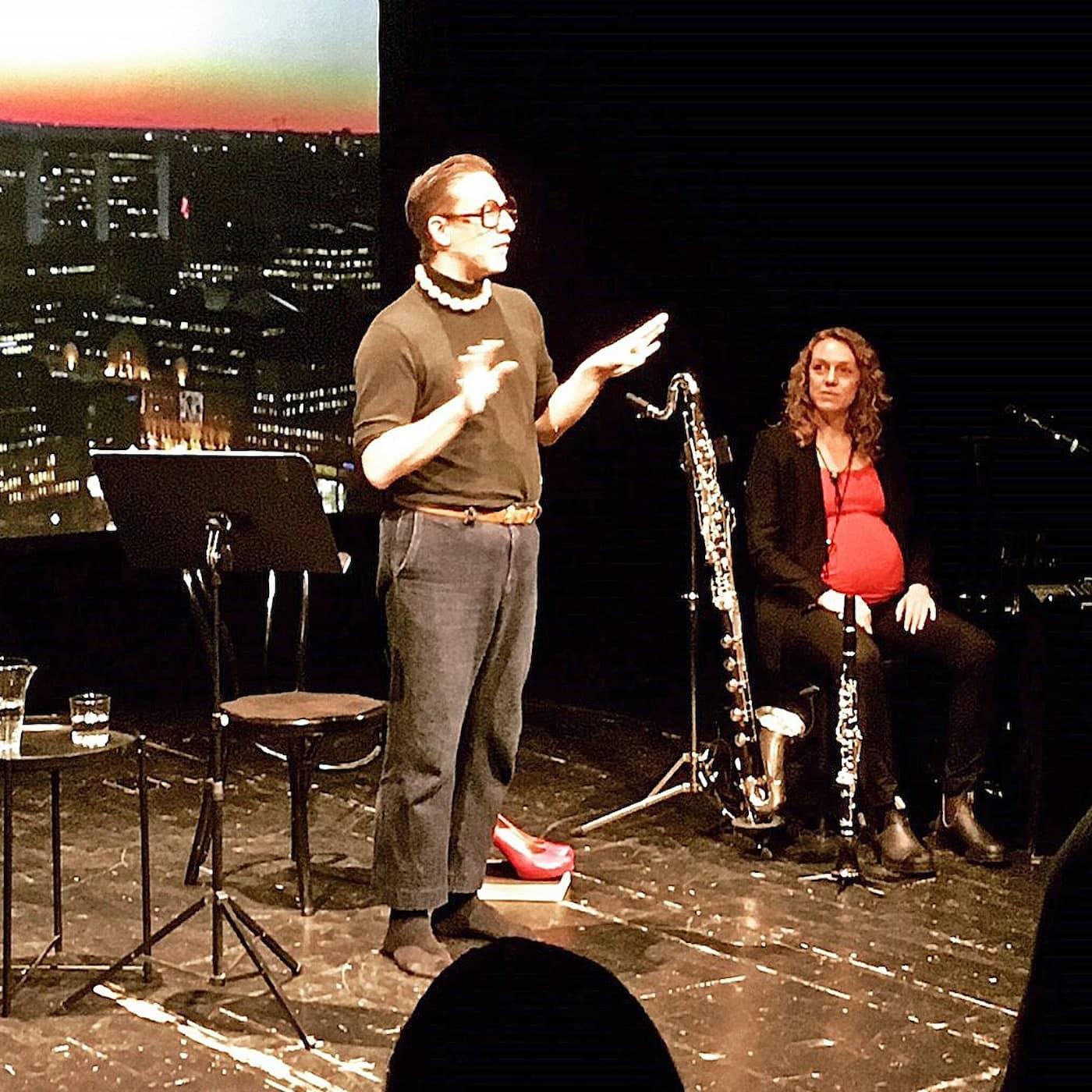 Svenska berättelser på scen - Som om att jag inte fanns av Erik Engelv