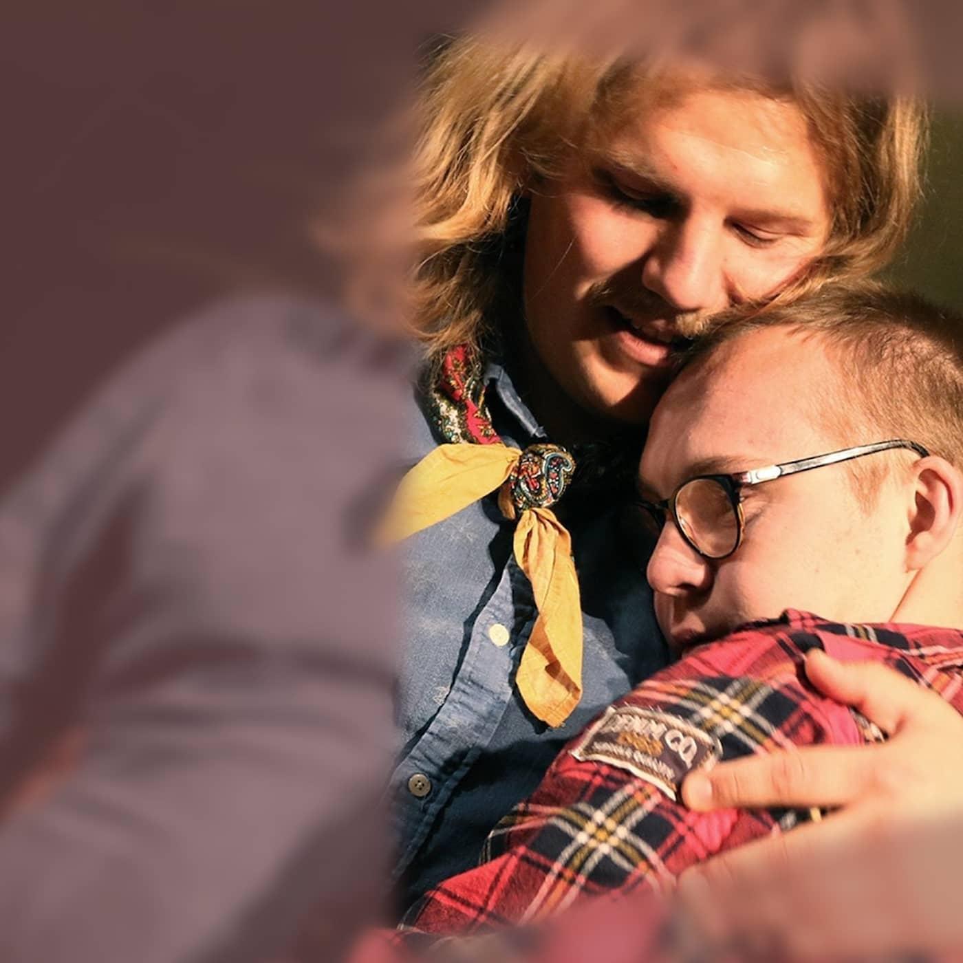 Till min älskade bror Love, som har Downs syndrom