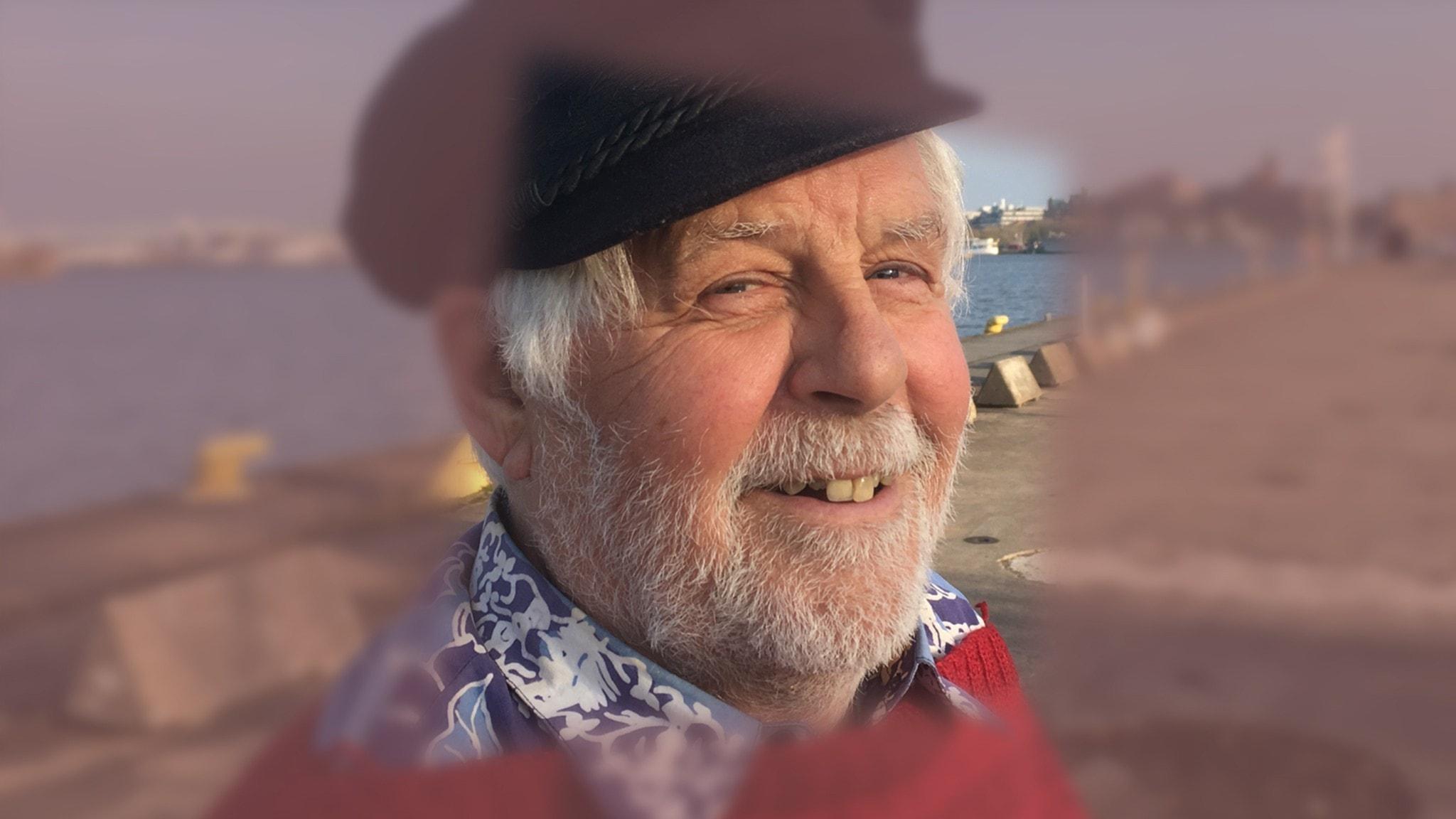 Gösta Bågenholm berättar om sjunkna fartyg och männsikorna som följde med i djupet