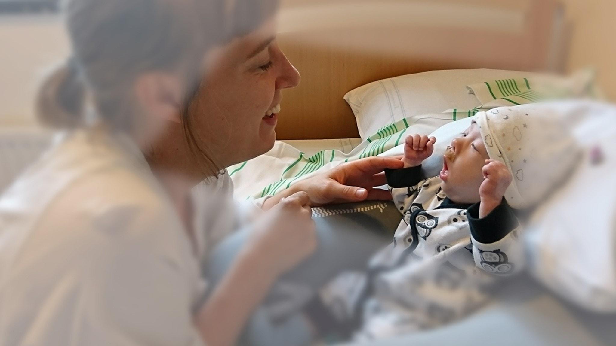 Ivar blev bara ett år Del 1/2 Kampen på neonatalavdelningen