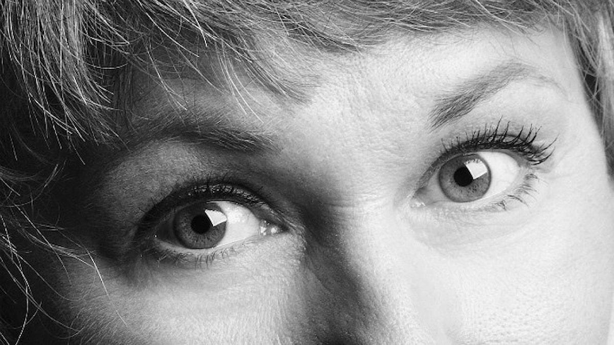 Stina Wollter. Foto: Martina Holmberg / SR.