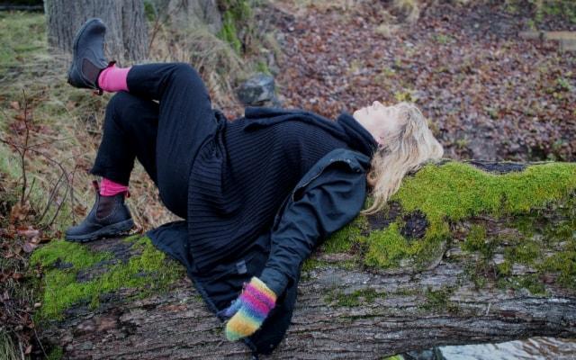 Stina Wollter. Foto: Johanna Fellenius/Sveriges Radio
