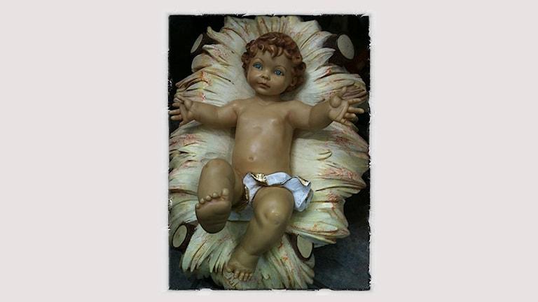 Bäbis-Jesus! Foto: Wikimedia comomns/Jeffery C. Cann