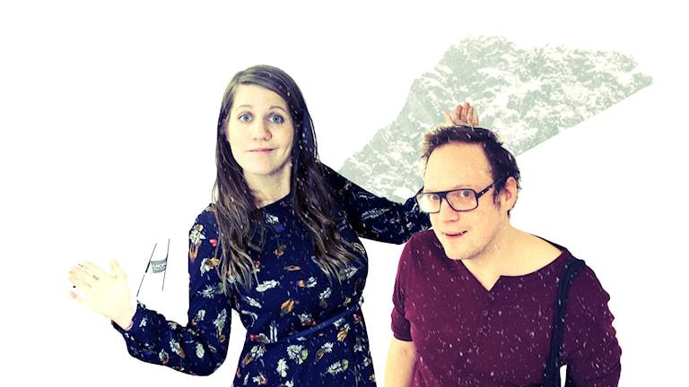 Vad ska man göra när det är för vintrigt? Foto: Anna Emanuelsson/Sveriges Radio