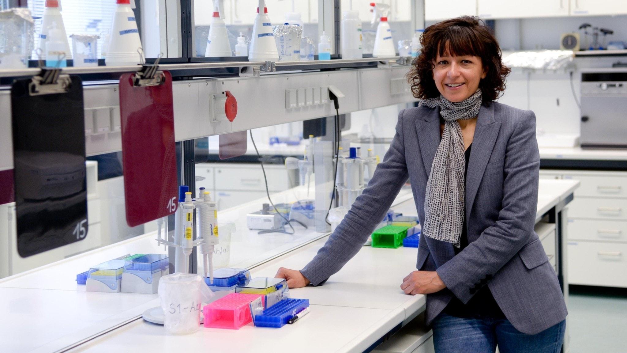 Emanuelle blev Nobelpristagare istället för dansös