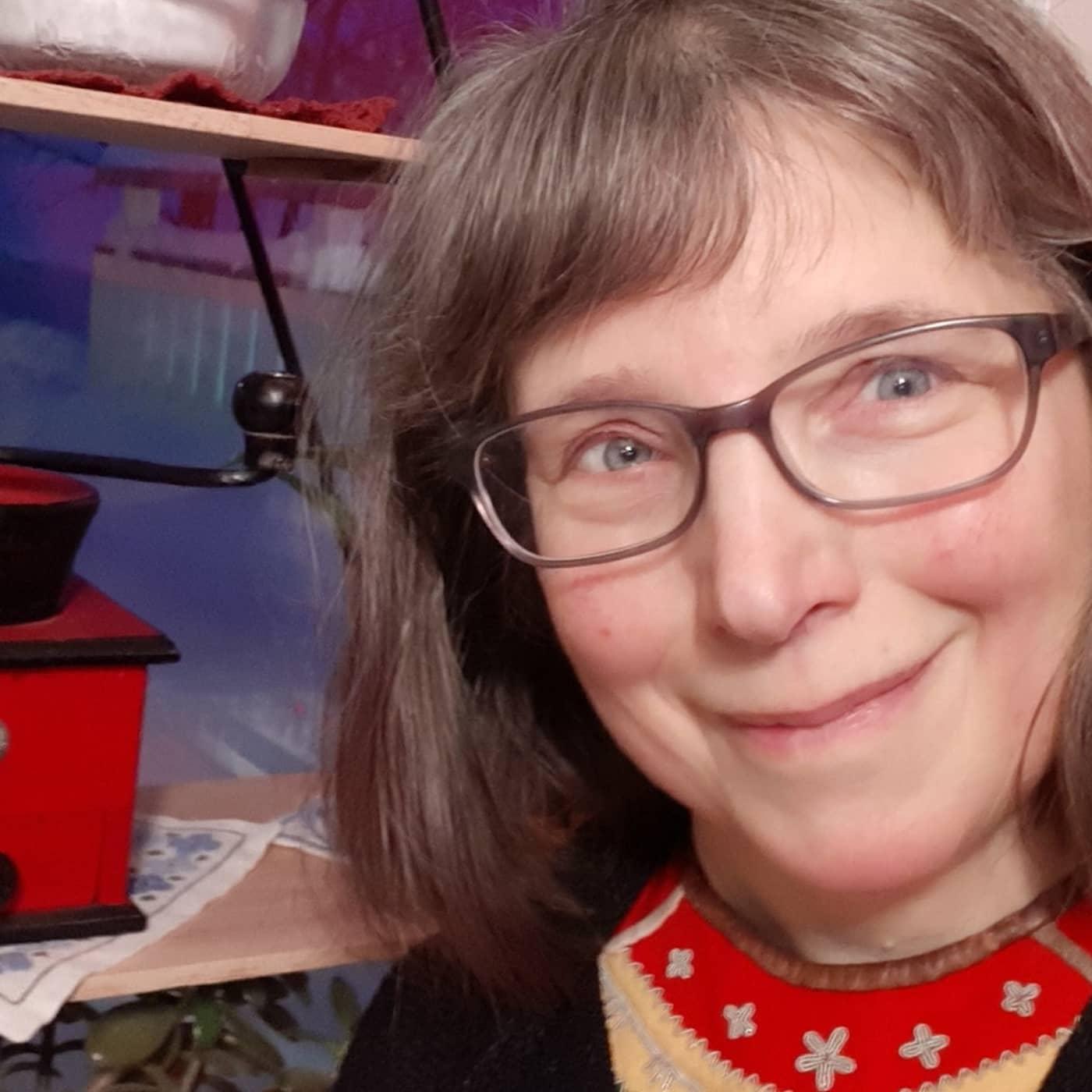 Lena Maria Nilsson jämför samisk kost med medelhavsmat (R)