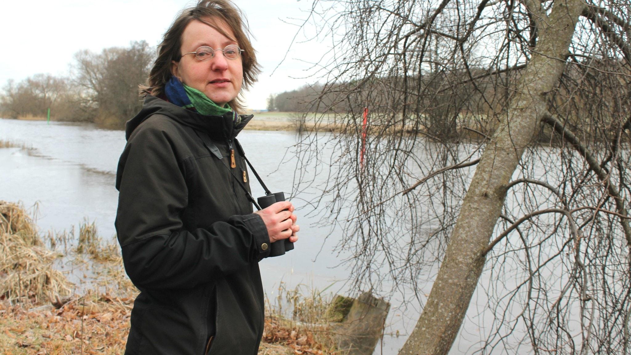 Deboras möten med fåglar skvallrar om jordbrukets förändring