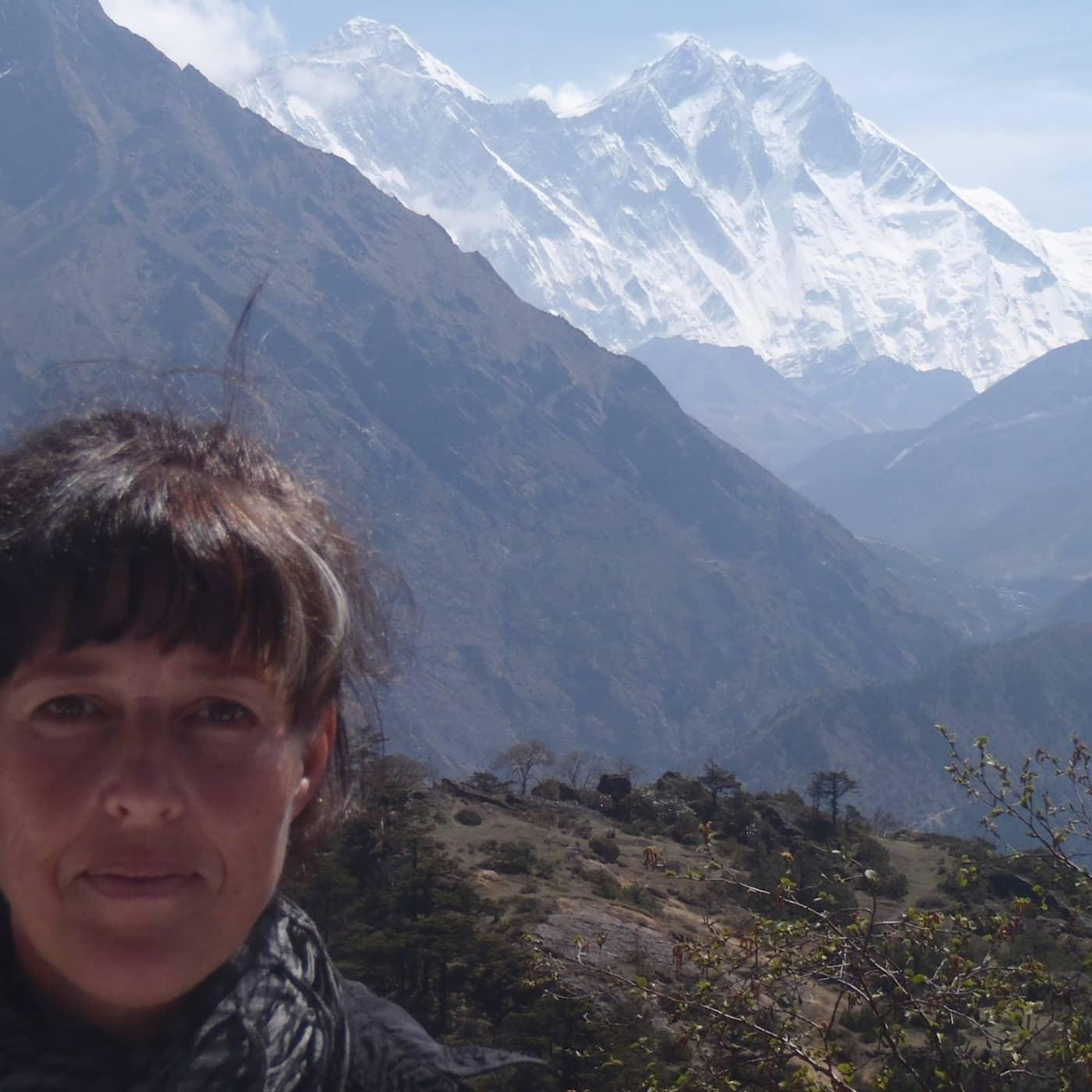 Erika Schagatay – professorn som söker extremerna (R)