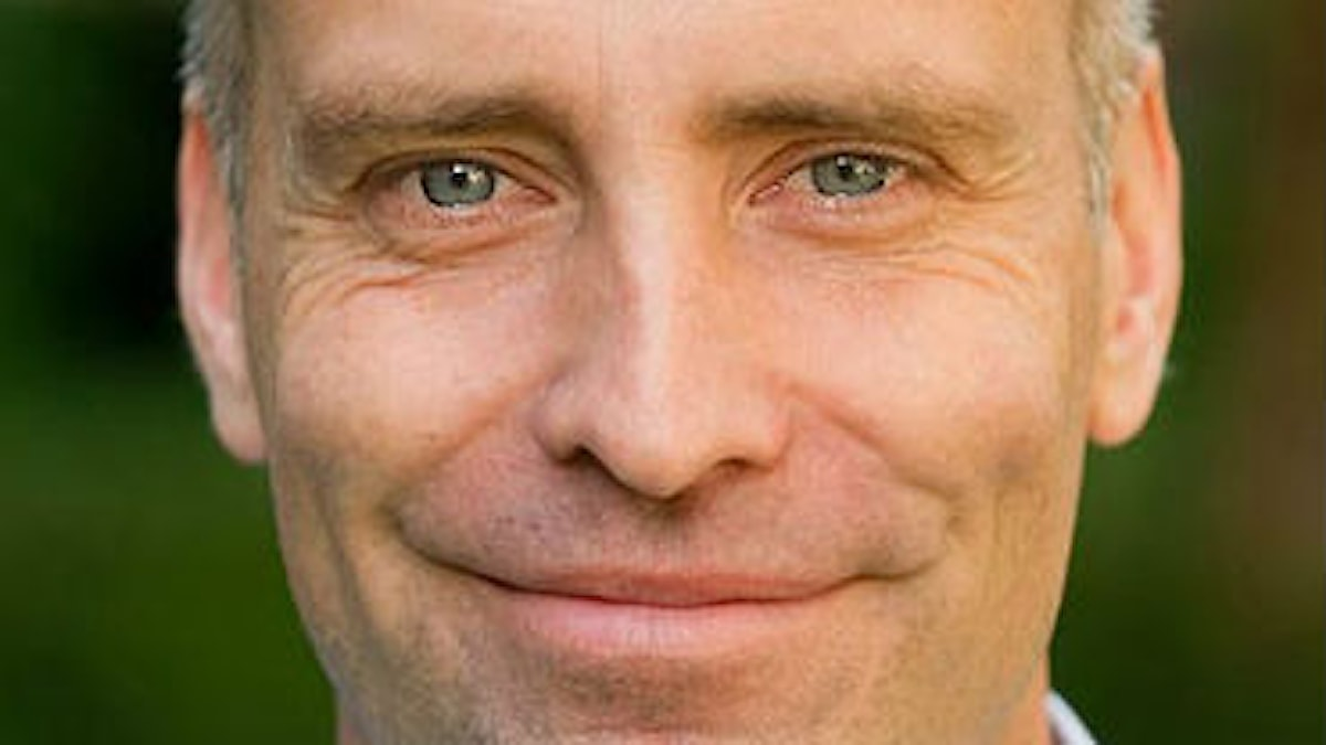 Jonas Frisén. Foto: KI