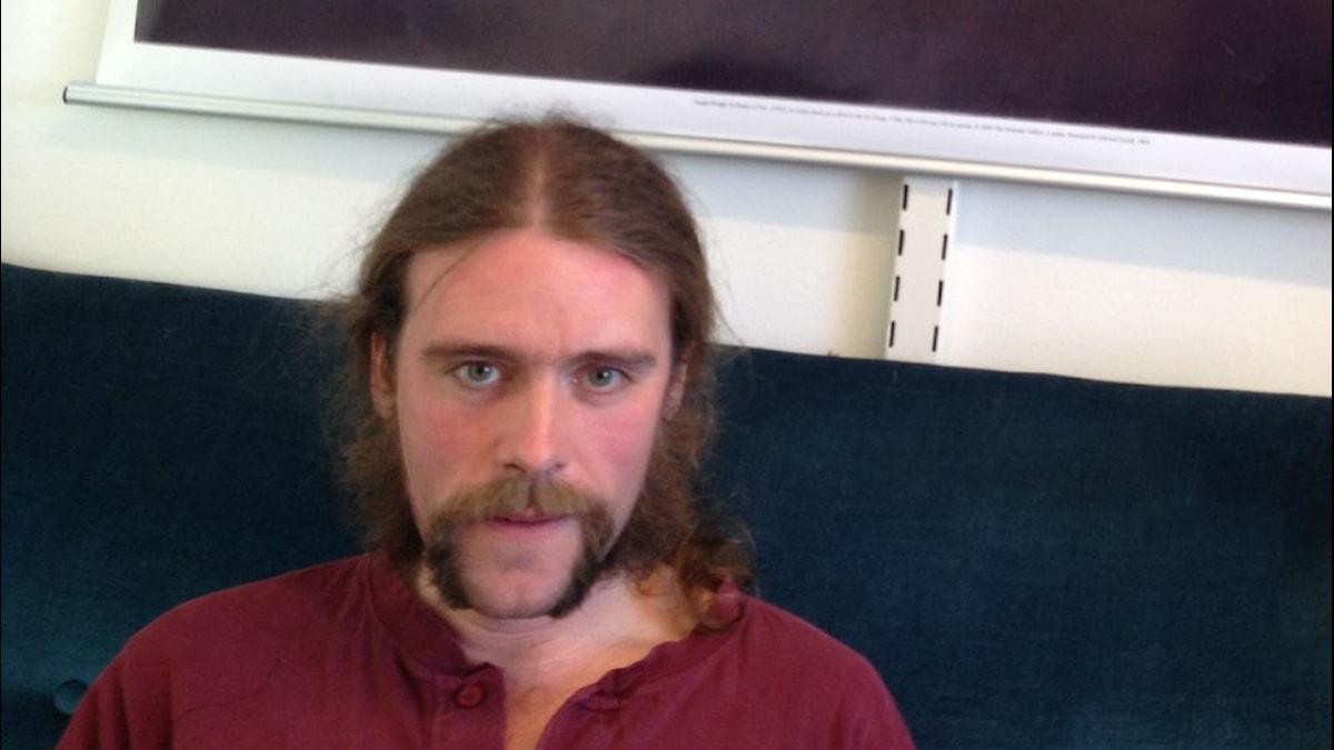 Ben Kenward, psykologiforskare vid Uppsala Universitet. Foto: Lena Nordlund