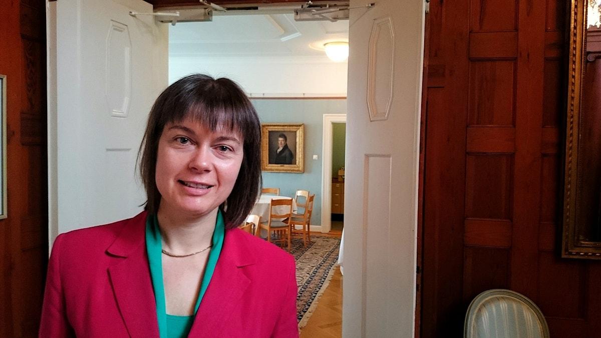 Ruth Palmer, professor i biokemi vid Göteborgs universitet
