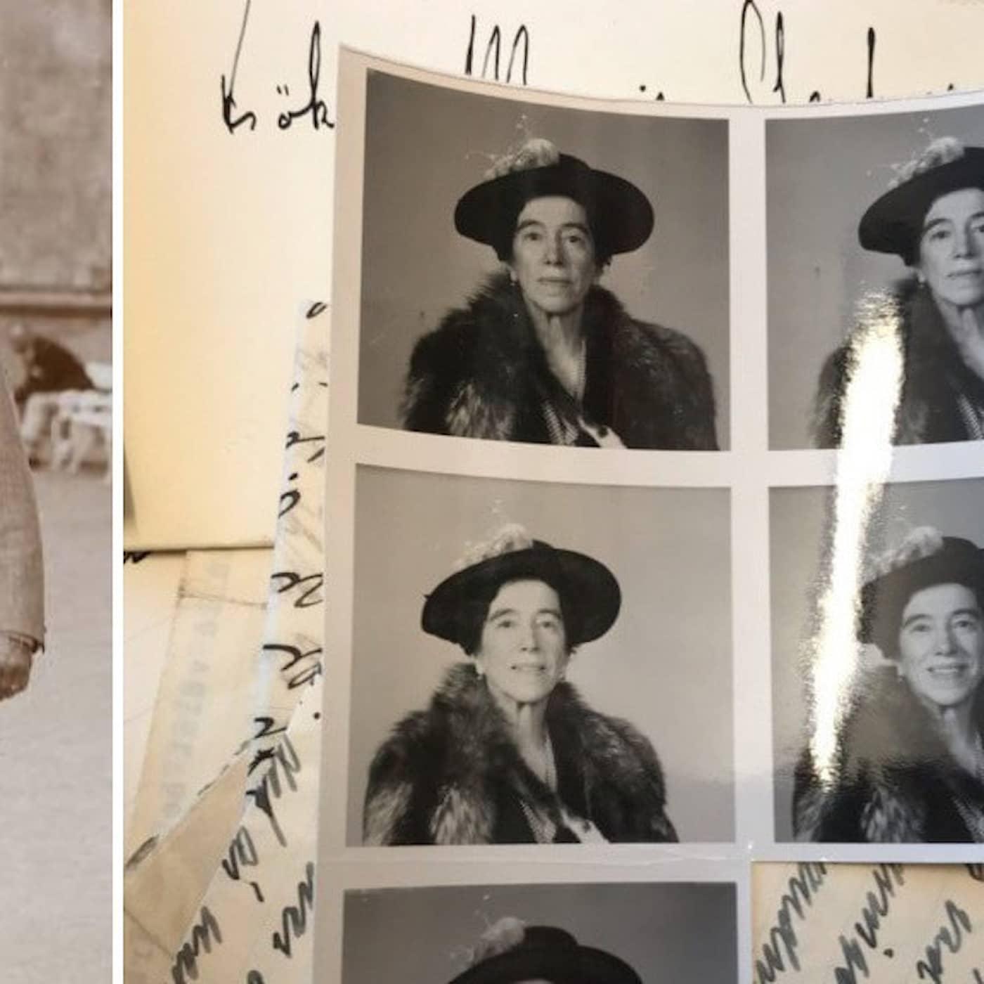 Malin tecknar historien genom kärleksbrev