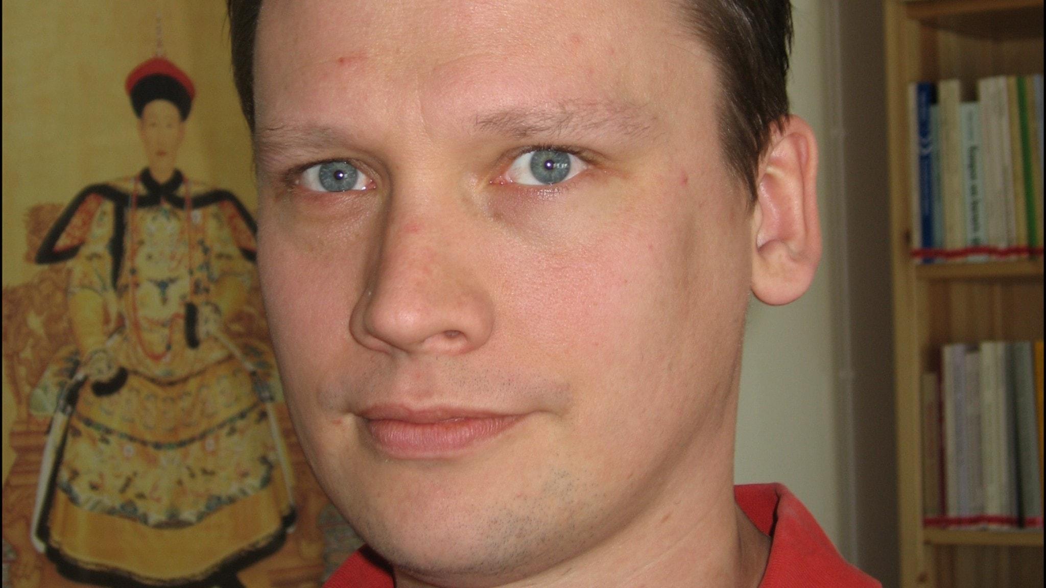Fredrik Liljeros